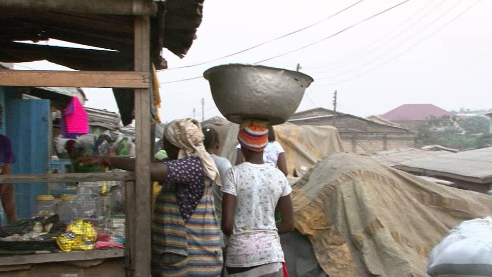 Teen girls in Bolgatanga